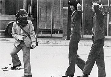 国際テロ情勢と警察の対応