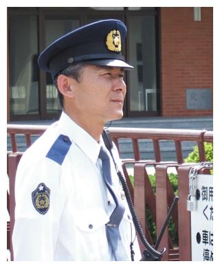警察活動の最前線