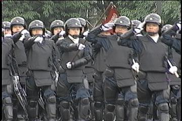 機動隊の活動 警察庁Webサイト